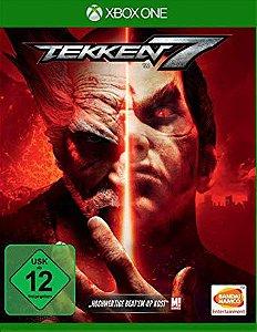 Tekken 7 Xbox One Código 25 Dígitos