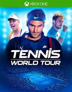 Tennis World Tour Xbox One Código 25 Dígitos