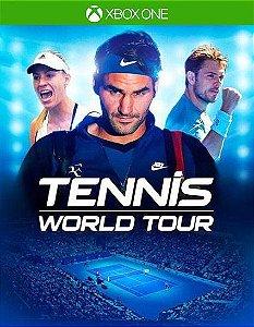 Tennis World Tour Xbox One Código 25 Dígitos