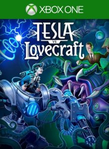 Tesla vs Lovecraft  Xbox One Código 25 Dígitos