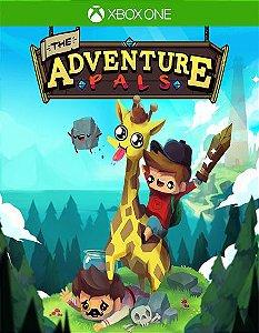 The Adventure Pals Xbox One Código 25 Dígitos
