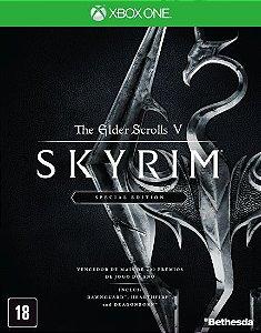 The Elder Scrolls V: Skyrim Special Edition Xbox One Código 25 Dígitos