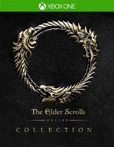 The Elder Scrolls Online: Collection Xbox One Código 25 Dígitos