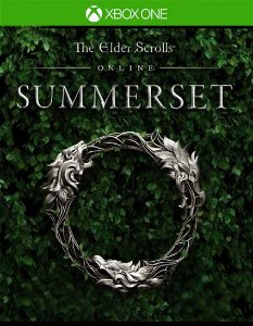 The Elder Scrolls Online Summerset Xbox One Código 25 Dígitos
