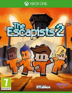 The Escapists 2  Xbox One Código 25 Dígitos