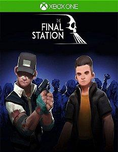 The Final Station Xbox One Código 25 Dígitos