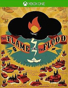 The Flame in the Flood Xbox One Código 25 Dígitos