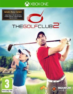 The Golf Club 2 Xbox One Código 25 Dígitos