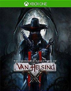 The Incredible Adventures of Van Helsing II Xbox One Código 25 Dígitos