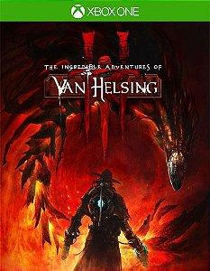 The Incredible Adventures of Van Helsing III Xbox One Código 25 Dígitos