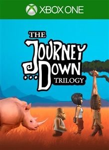 The Journey Down Trilogy Xbox One Código 25 Dígitos