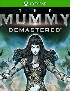 The Mummy Demastered  Xbox One Código 25 Dígitos