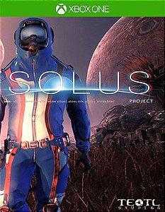 The Solus Project  Xbox One Código 25 Dígitos