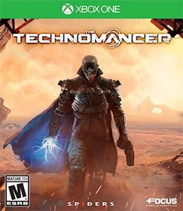 The Technomancer Xbox One Código 25 Dígitos