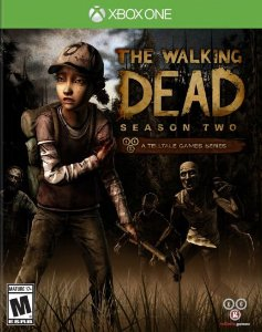 The Walking Dead: Season Two  Xbox One Código 25 Dígitos