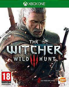 The Witcher 3: Wild Hunt  Xbox One Código 25 Dígitos