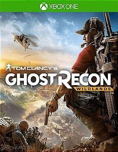 Tom Clancy's Ghost Recon Wildlands  Xbox One Código 25 Dígitos