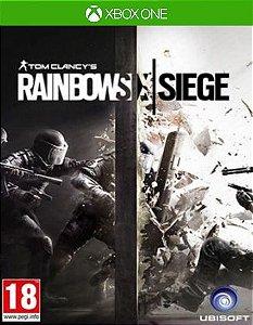 Tom Clancy's Rainbow Six Siege  Xbox One Código 25 Dígitos