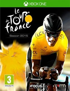 Tour de France 2015 Xbox One Código 25 Dígitos