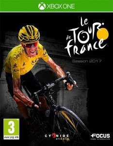 Tour de France 2017  Xbox One Código 25 Dígitos