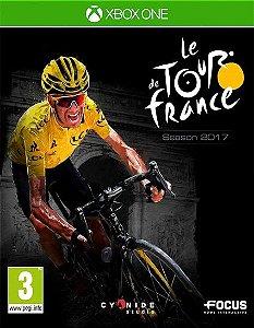 Tour de France 2017  Xbox One Código 25 Dígitos
