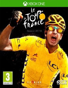 Tour de France 2018 Xbox One Código 25 Dígitos