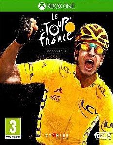 Tour de France 2018 Xbox One Código 25 Dígitos