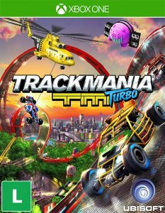 Trackmania Turbo Xbox One Código 25 Dígitos