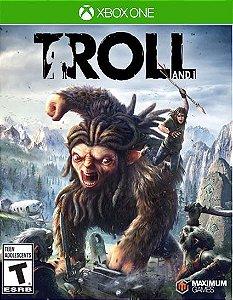 Troll & I Xbox One Código 25 Dígitos