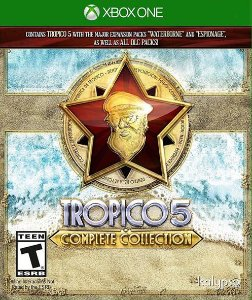 Tropico 5 - Complete Collection Xbox One Código 25 Dígitos