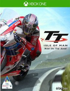 TT Isle of Man Xbox One Código 25 Dígitos