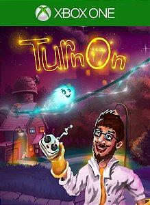 TurnOn  Xbox One Código 25 Dígitos