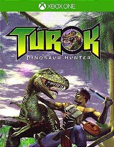 Turok Xbox One Código 25 Dígitos