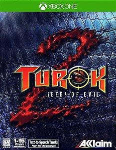 Turok 2: Seeds of Evil  Xbox One Código 25 Dígitos