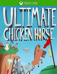 Ultimate Chicken Horse  Xbox One Código 25 Dígitos