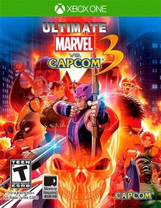 ULTIMATE MARVEL VS. CAPCOM 3  Xbox One Código 25 Dígitos