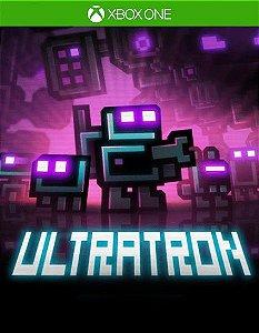 Ultratron Xbox One Código 25 Dígitos