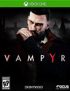 Vampyr  Xbox One Código 25 Dígitos