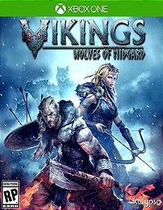 Vikings - Wolves of Midgard  Xbox One Código 25 Dígitos