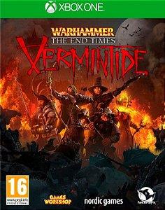 Warhammer End Times  Vermintide Xbox One Código 25 Dígitos