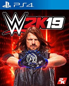 WWE 2K19  PS4 PSN Mídia Digital
