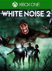 White Noise 2 Xbox One Código 25 Dígitos