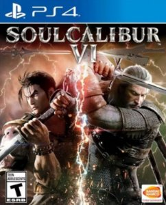 Soulcalibur Vi 6  PS4 PSN Mídia Digital