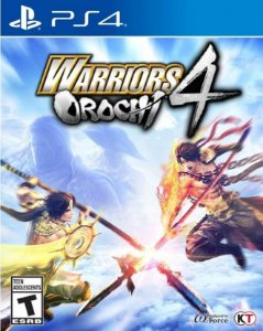 Warriors Orochi 4 PS4 PSN Mídia Digital