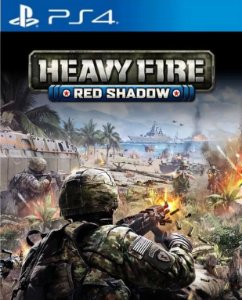 Heavy Fire Red Shadow  VR PS4 PSN Mídia Digital