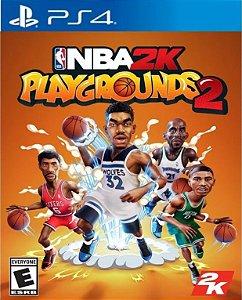 Nba 2k Playgrounds 2 PS4 PSN Mídia Digital