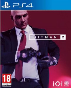 HITMAN 2  PS4 PSN Mídia Digital