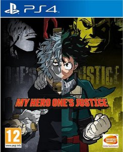 MY HERO ONE'S JUSTICE - My Hero Academia (Boku no hero Academia) PS4 PSN Mídia Digital
