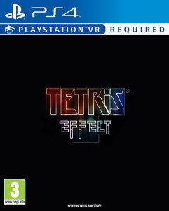 Tetris Effect VR PS4 PSN Mídia Digital