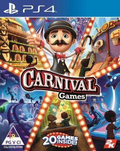 Carnival Games  PS4 PSN Mídia Digital